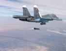 Máy bay Không quân Nga xóa sổ các mục tiêu khủng bố tại Syria