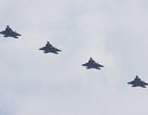 Máy bay chiến đấu tàng hình Mỹ dàn hàng trên bán đảo Triều Tiên
