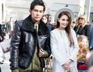 Châu Kiệt Luân nắm tay vợ trẻ tham dự tuần lễ thời trang Paris