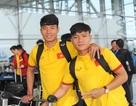 Đội tuyển Việt Nam háo hức lên đường chờ quyết đấu Iraq