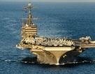 """Báo Trung Quốc tiết lộ lý do """"cấm cửa"""" tàu sân bay Mỹ"""