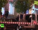 Cảnh sát Nga bắn chết tay súng khống chế 6 con tin tại ngân hàng ở Moscow