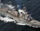 Mỹ điều tàu khu trục tên lửa tới Biển Đen tập trận giữa lúc căng thẳng với Nga