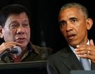 Tổng thống Obama hủy gặp Tổng thống Philippines vì những lời tục tĩu