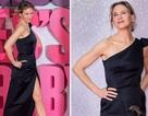 """""""Tiểu thư Jones"""" Renée Zellweger vẫn tươi xinh dù lộ đầy nếp nhăn"""