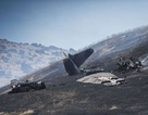 Máy bay do thám U-2 của Mỹ vỡ thành từng mảnh khi gặp nạn, phi công thiệt mạng
