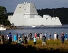 Tàu chiến 4 tỷ USD của Mỹ gặp trục trặc chỉ sau 2 tuần hoạt động