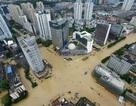 Bão lớn gây lở đất ở Trung Quốc, 33 người mất tích