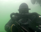 Đặc nhiệm Nga trình diễn khả năng chiến đấu dưới nước