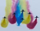 Phi đội bay các nước nhào lộn ngoạn mục tại triển lãm hàng không Chu Hải