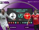 Swansea – Man Utd: Trong cơn bão khủng hoảng