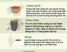 Muôn màu muôn vẻ các loại trà trên khắp thế giới