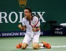 Thượng Hải Masters: ĐKVĐ Djokovic gục ngã ở vòng bán kết