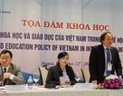 Ba bước đi cải cách khoa học và giáo dục Việt Nam trong xu thế hội nhập