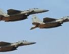 Ả-rập Xê-út điều 4 máy bay chiến đấu  tới Thổ Nhĩ Kỳ gần Syria