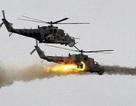 IS dùng BM-21 Grad, quân Syria nhảy dù cứu sân bay T4