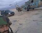 Không quân Syria chôn vùi IS ở Palmyra