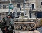 Video trực tiếp cảnh quân nổi dậy Syria rời thành phố Aleppo
