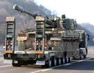 Vũ khí hạng nặng được Hàn Quốc, Triều Tiên triển khai tại DMZ