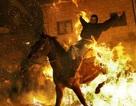 Lễ hội cưỡi ngựa qua lửa có một không hai ở Tây Ban Nha