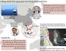 [Infographics] Biển Đông -Thách thức ngoại giao của Trung Quốc
