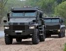 Nga chạy thử xe bọc thép kháng mìn hạng nặng Patrol