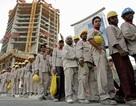 Lương lao động ngành xây dựng tăng nhanh thứ 2 ở khu vực vùng Vịnh
