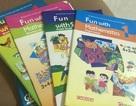 Thay sách tiếng Anh tiểu học xoành xoạch