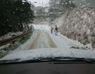Cần lưu ý gì khi lái xe đường băng/tuyết?