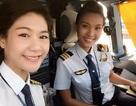 Ấn tượng nữ phi hành đoàn đầu tiên của hàng không Việt Nam