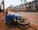 Clip người dân kể lại chi tiết vụ nổ kinh hoàng ở KĐT Văn Phú