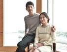 """Song Hye Kyo khen bạn trai """"tin đồn"""" Song Joong Ki nam tính"""