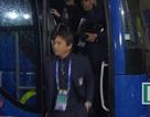 Cầu thủ Italia, Bỉ tỏ vẻ căng thẳng trong đường hầm SVĐ trước trận đấu