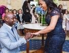 Ngỡ ngàng vì được cầu hôn bất ngờ giữa Nhà Trắng