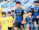 Xuân Trường đá chính 61 phút tại K-League