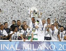 Real Madrid 1-1 Atletico (penalty 5-3) : Thầy trò Zidane vô địch Champions League