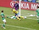 Ireland 1-1 Thụy Điển: Trận chiến nghẹt thở