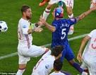 Croatia 2-1 Tây Ban Nha: Tội đồ Sergio Ramos