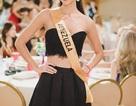 Thí sinh Hoa hậu Hòa bình thế giới 2016 lộng lẫy trong tiệc gặp mặt
