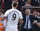 Bournemouth 1-3 MU: Mata, Rooney và Ibra tỏa sáng