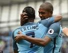 Man City 3-1 West Ham: Đẳng cấp chênh lệch
