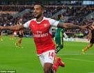 Hull City 1-4 Arsenal: Chiến thắng dễ dàng