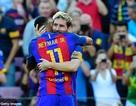 Barcelona 4-0 Deportivo: Messi tỏa sáng ngày trở lại