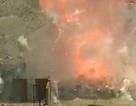 Peru thiêu hủy pháo hoa lậu đỏ rực một góc trời