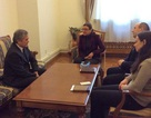 Việt Nam chất vấn an ninh Ukraine về vụ lục soát Làng Sen