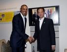 Thủ tướng Nguyễn Tấn Dũng hội kiến Tổng thống Hoa Kỳ