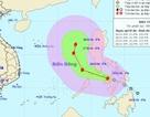 Sáng mai bão Tokage sẽ vào Biển Đông