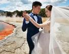Ảnh cưới lãng mạn của Ngô Kỳ Long và Lưu Thi Thi