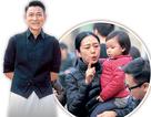 """""""Bà xã"""" của Lưu Đức Hoa mang bầu lần hai ở tuổi 50"""