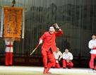 57 tuổi, Lục Tiểu Linh Đồng vẫn nhanh nhẹn hóa thân thành Tôn Ngộ Không